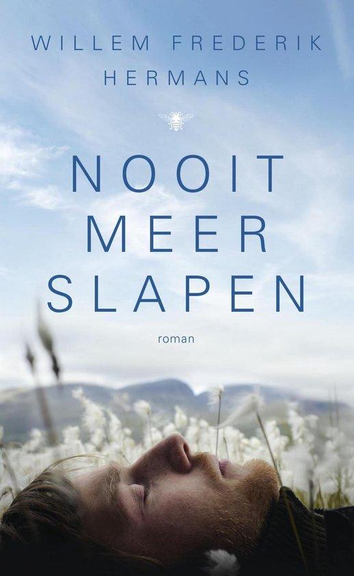 Boek cover Nooit meer slapen van Willem Frederik Hermans (Onbekend)