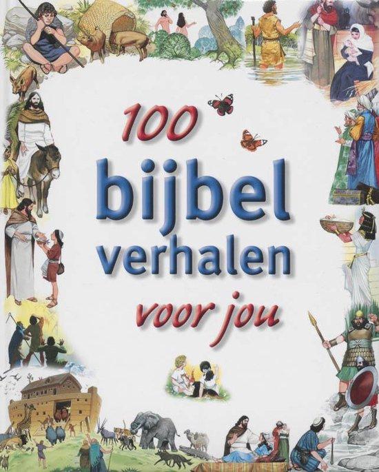 Cover van het boek '100 bijbelverhalen voor jou' van Philip Wilkinson