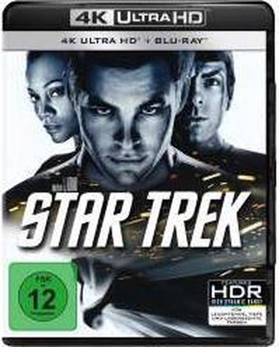 Star Trek (2009) (Ultra HD Blu-ray & Blu-ray)-