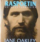 Boek cover Raspoetin de meestermagier van Oakley
