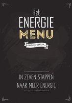 Het energiemenu - in zeven stappen naar meer energie