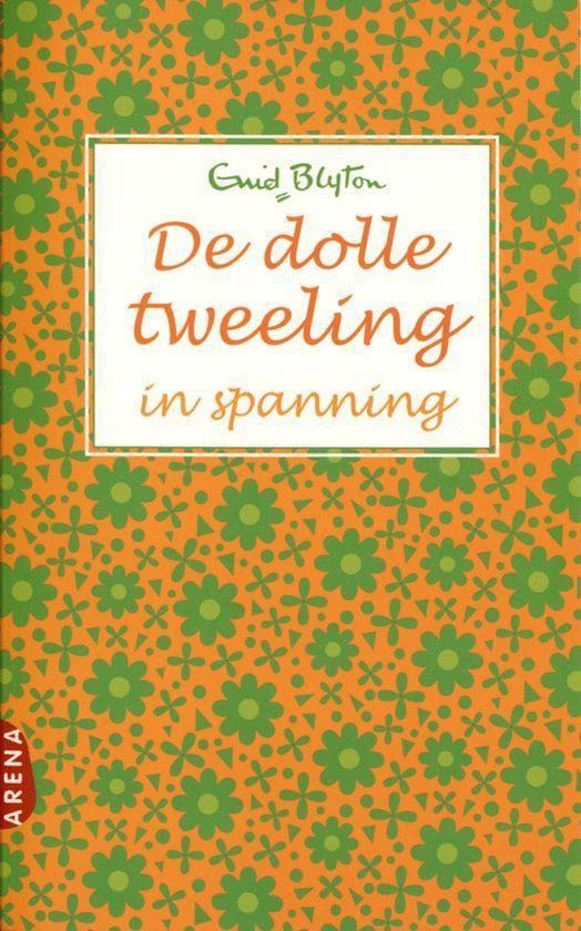 De Dolle Tweeling In Spanning - Enid Blyton |