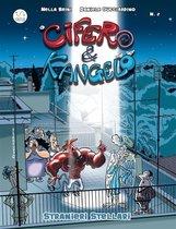 Omslag Cifero & Kangelo N.2 - Stranieri Stellari