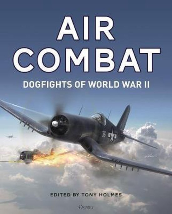 Boek cover Air Combat van Dmitriy Khazanov (Hardcover)