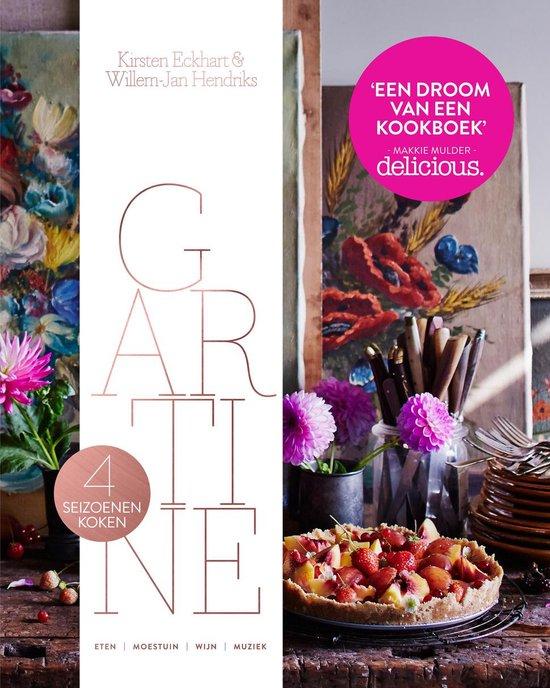 Vier seizoenen koken met Gartine