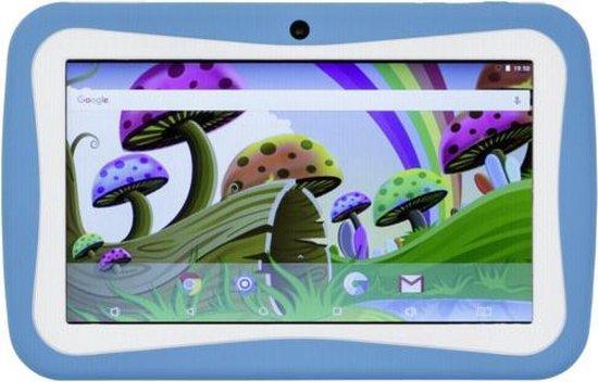 Waiky Power Tab - 7 inch - Kindertablet - 8GB - Blauw