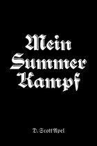 Boek cover Mein Summer Kampf van D. Scott Apel (Onbekend)