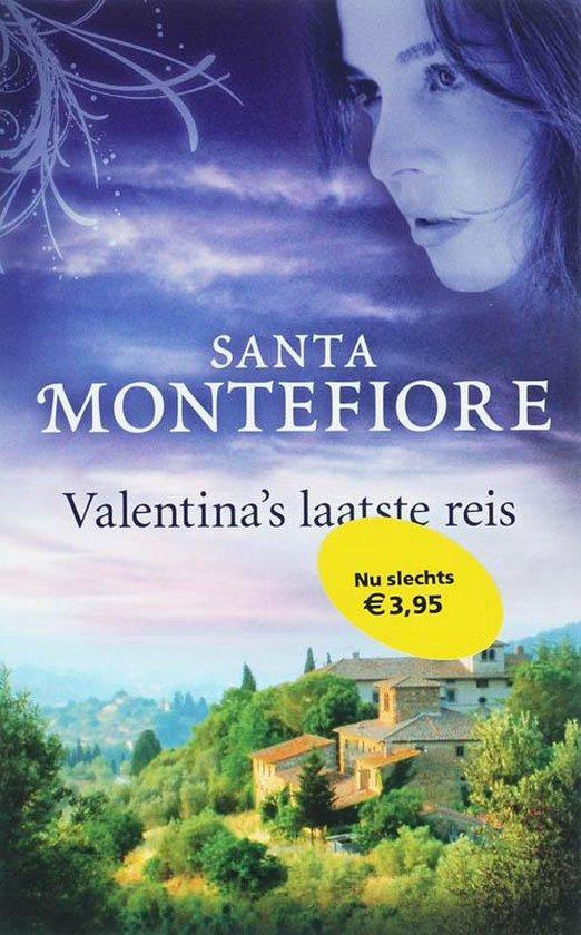Valentina'S Laatste Reis - Santa Montefiore |