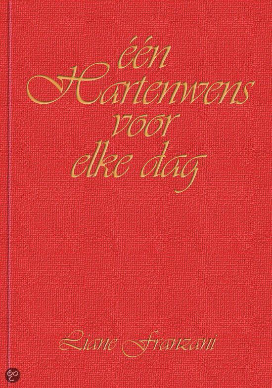 Cover van het boek 'Hartenwens voor elke dag' van L. Franzani