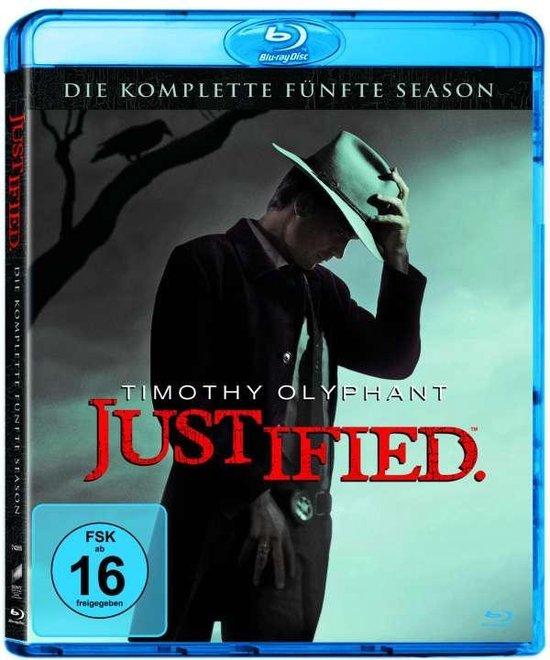 Justified Season 5 (Blu-ray)