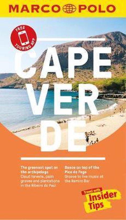 Cape Verde Marco Polo Pocket Travel Guide - with pull out map - Marco Polo