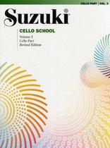 Suzuki Cello School, Vol 3 : Cello Part;Suzuki Cello School, Vol 3 : Cello Par