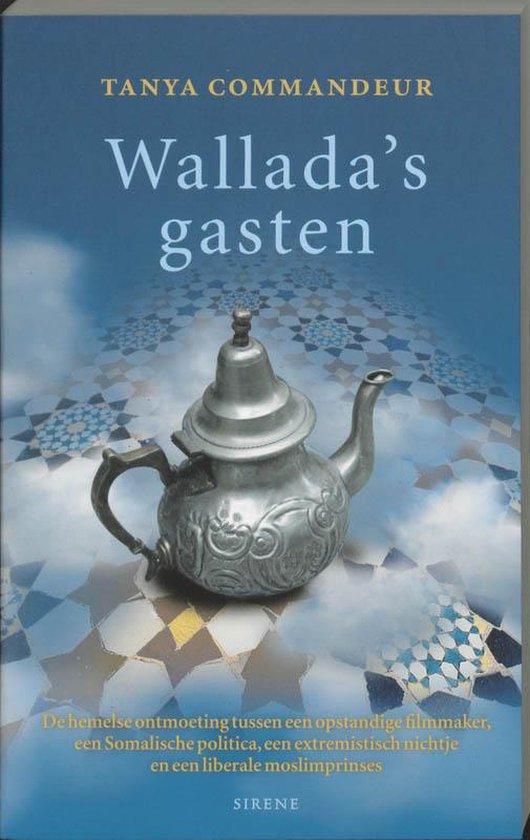 Wallada's gasten - T. Commandeur | Readingchampions.org.uk