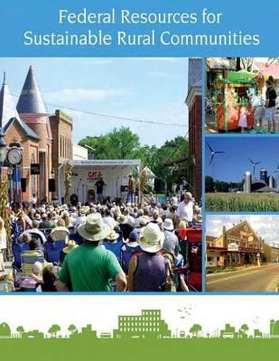Federal Resources for Sustainable Rural Communities