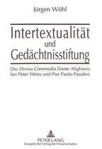 Intertextualitaet und Gedaechtnisstiftung