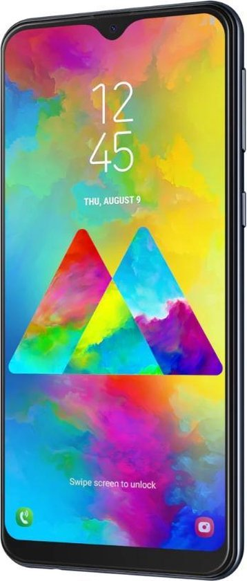 Samsung Galaxy M20 Power - 64GB - Zwart