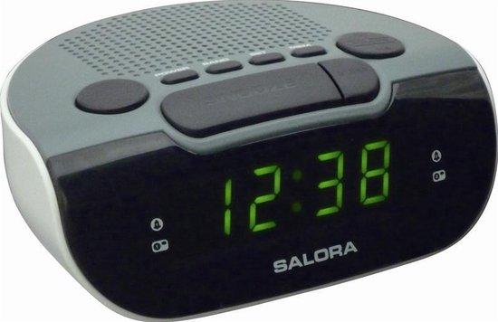 CR612 - Wekkerradio - AM - FM - Dubbele wektijden