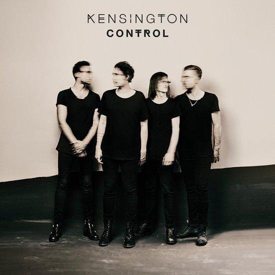 CD cover van Control van Kensington