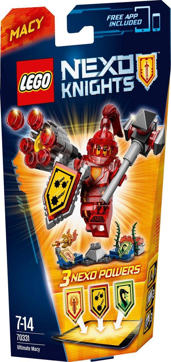 LEGO 70331 Ultimate Macy