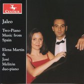 Jaleo: Two-Piano Music From Spain