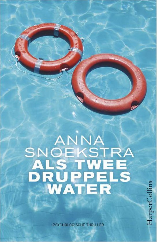 Als twee druppels water - Anna Snoekstra |