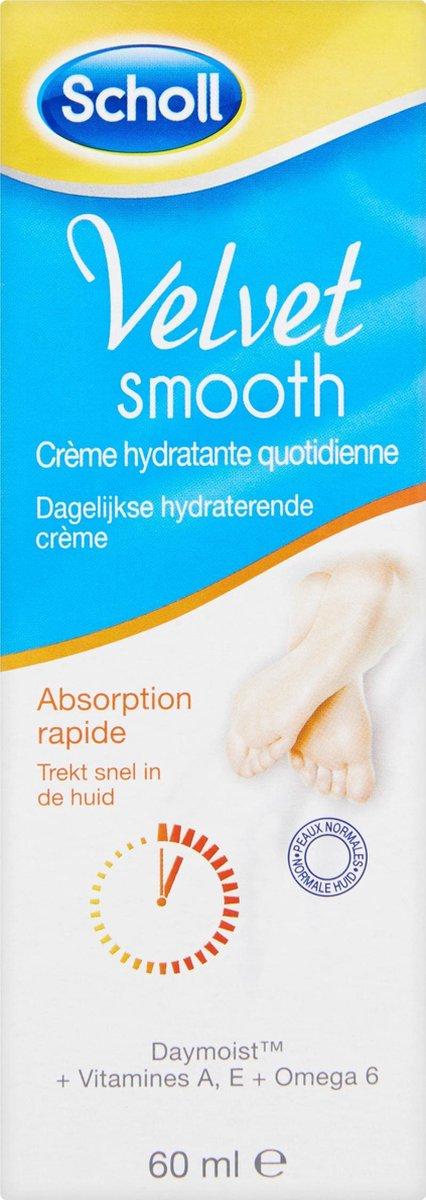 Scholl Velvet Smooth Hydraterende Crème - 60 ml - Scholl
