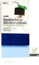 3 BMT Beeldschermdoek 100% microvezel - geen krassen en strepen - 28 x 28 cm