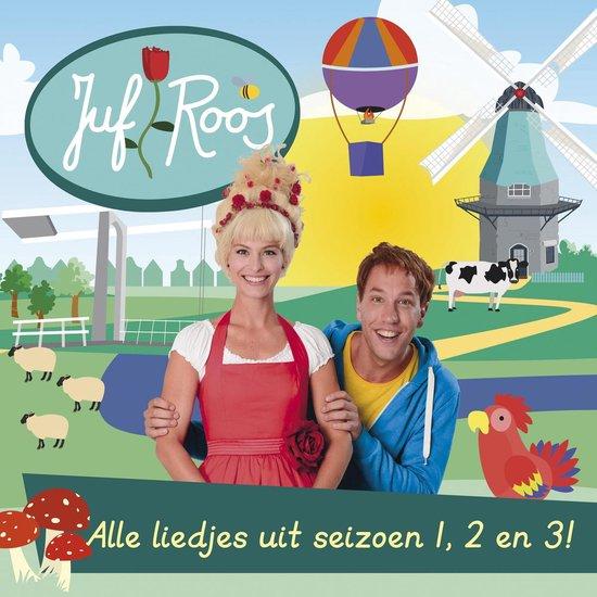 Juf Roos - Alle liedjes uit seizoen 1, 2 en 3!
