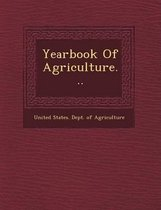Yearbook of Agriculture...