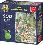 Jan van Haasteren Pee Tree puzzel - 500 stukjes