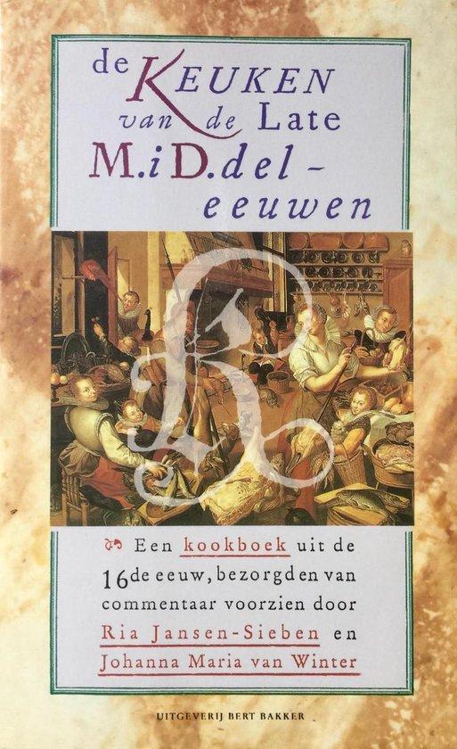 De keuken van de late Middeleeuwen - Ria Jansen-Sieben pdf epub