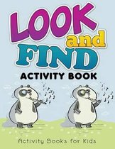 Look and Find Activity Book Activity Books for Kids
