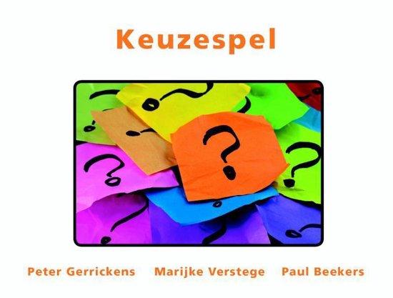 Keuzespel - Peter Gerrickens |