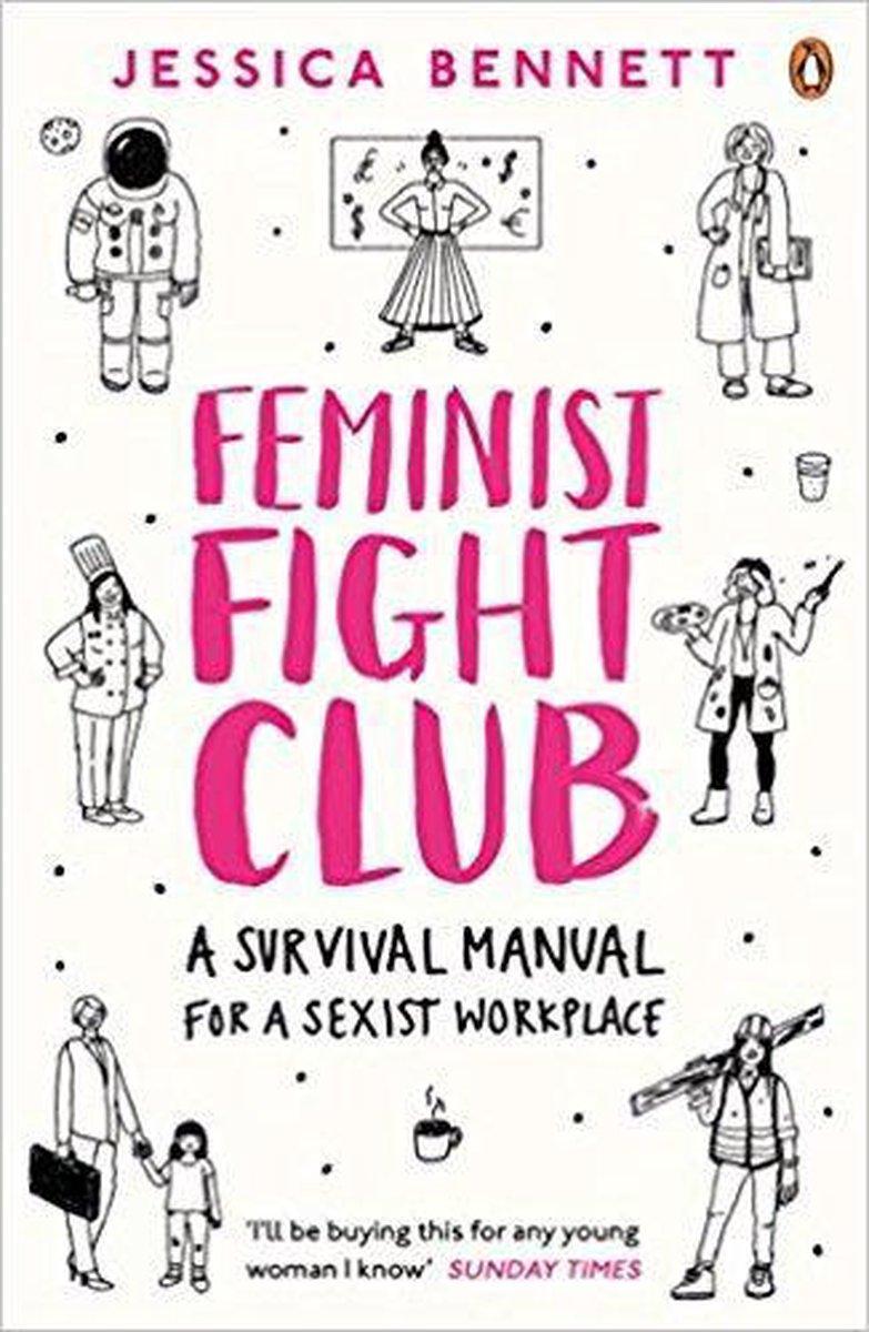 Feminist Fight Club - Jessica Bennett
