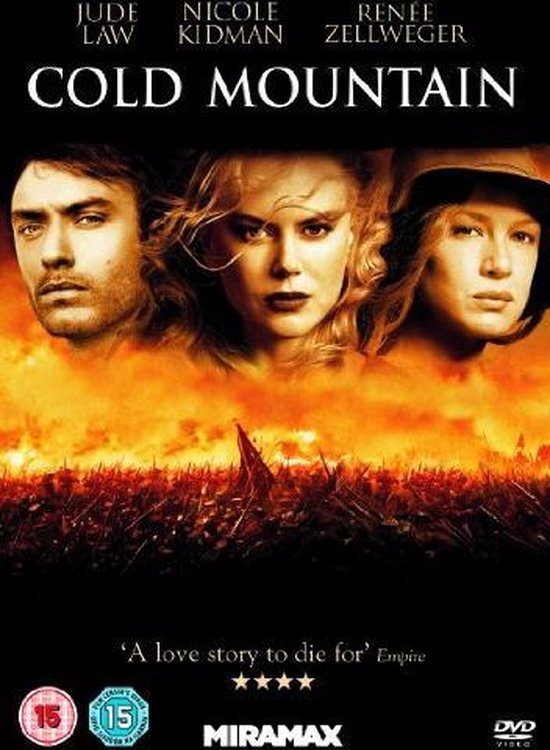 Cover van de film 'Cold Mountain'