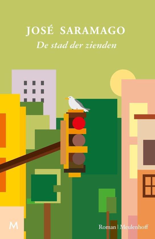 De stad der zienden - Jose Saramago  