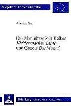 Das Mantelmotiv in Kellers -Kleider Machen Leute- Und Gogols -Der Mantel-
