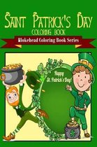 Saint. Patrick's Day Coloring Book