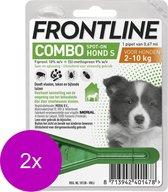 Frontline Combo Spot On Puppy - Anti vlooien en tekenmiddel - 2 x 1 pip