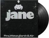 Fire, Water, Earth & Air (LP)
