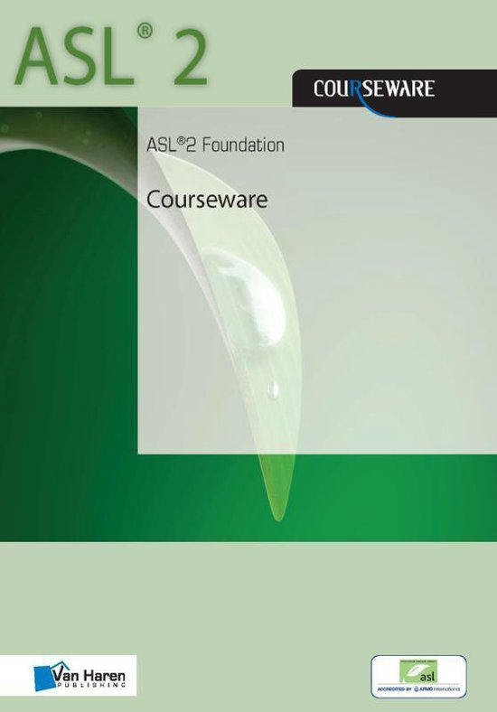 ASL®2 Foundation Courseware - Frank van Outvorst pdf epub