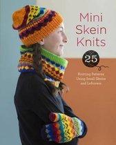 Boek cover Mini Skein Knits van Lark Crafts