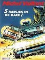 Michel Vaillant: 019 5 Meisjes in de race