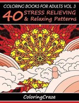 Coloring Books for Adults Volume 3