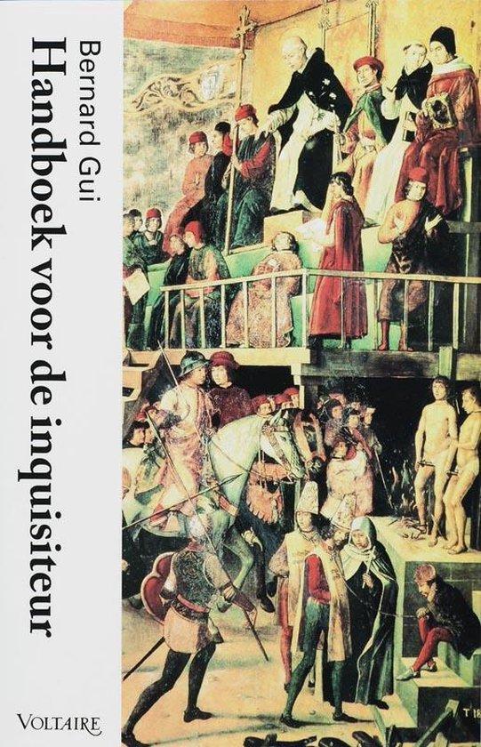 Handboek Voor De Inquisiteur - B. Gui | Fthsonline.com