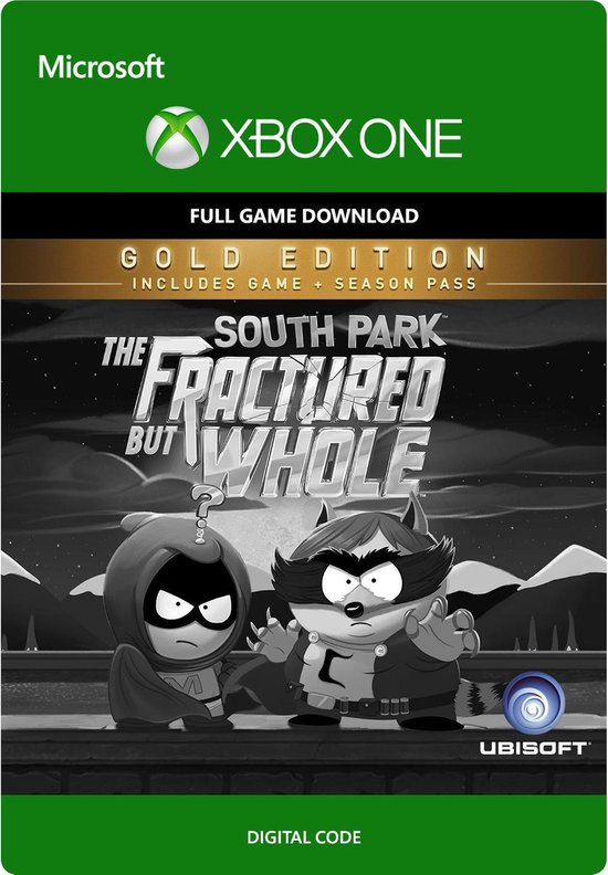 South Park: Fractured But Whole – Gold Edition – Xbox One Download