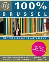 100% stedengidsen - 100% Brussel