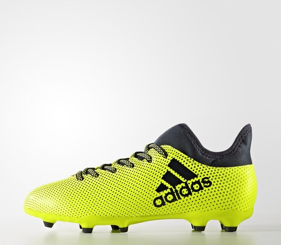 adidas X 17.3 FG Jr - Voetbalschoenen - Heren