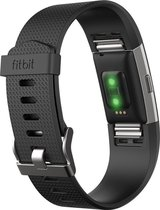 Fitbit Charge 2 - Activity tracker - Zwart - Small