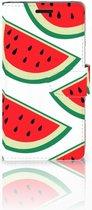 Bookcase Sony Xperia E3 Watermelons